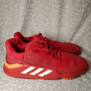 Adidas Pro Bounce 2019 Low Top Sneakers
